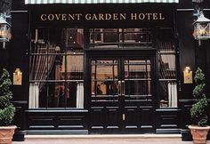 Covent Garden Hotel, London