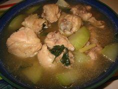English Patis: A Chicken's Destiny Is Tinola