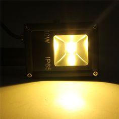 Aliexpress.com: Comprar 10 W 20 W 30 W 50 W PIR Sensor de movimiento LED proyector inducción Sense proyector exterior Flod IP65 blanco frío blanco caliente 85   265 V de IP65 baño de luz fiable proveedores en Time-Top Trading CO,,Ltd.