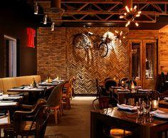Tavolo Restaurant by Jump Branding & Design Inc., Oakville – Canada » Retail Design Blog
