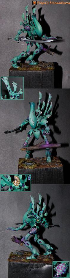 Seigneur Fantôme Eldar ( WraithLord )