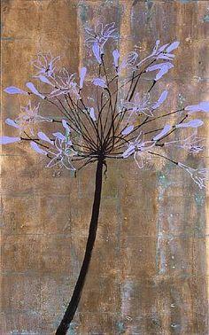 Agapanthus II by Robert Kushner