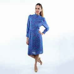 Pink Blue Sheer Dress, $42, now featured on Fab.