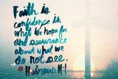 Hebreos 11:1