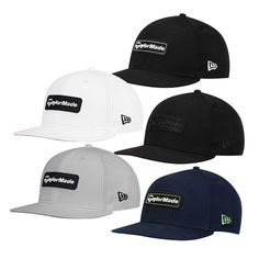 a2cb6ad6a4c TaylorMade New Era 9Fifty Snapback Hat - TaylorMade Golf Hurricane Golf