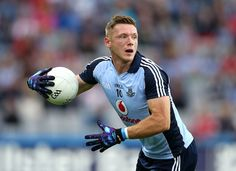 Did you know that Ireland has its own sports? Paul Flynn, pictured above, plays Gaelic Football (a sort of hybrid between football and rugby) for Co. Dublin. Every year the All-Ireland final is played in Dublin's famous Croke Park stadium, another historic landmark in this great city!