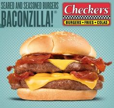 Image result for the baconzilla