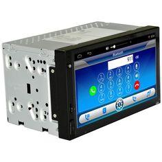 2DIN Car Stereo Build-in GPS Navigation Wifi Radio Bluetooth