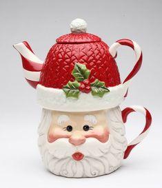 I Believe: Santa Tea for One