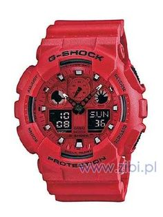 Casio GA-100C-4AER | G-Shock