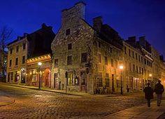 © Lorraine Deslauriers - Vieux-Montréal