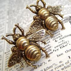 Bronze Bees!  Call A1 Bee Specialists in Bloomfield Hills, MI today at (248) 467-4849 to schedule an appointment if you've got a stinging insect problem around your house or place of business!  Visit www.a1beespecialists.com for more information!