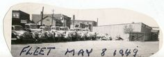 MAISLIN BROS fleet May 8 1949