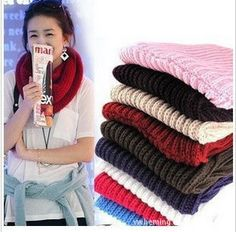 Apparel Accessories Feitong Hot Sale Kids Boys Girls Winter Scarf Kids Pompom Baby Scarf Warm Neck Warmer Scarves Knitting Wool Neck Warmer #4 Reliable Performance