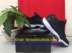 2015 Air Jordan 11 Retro Low IE Black True Red Basketball Shoes Size US 8-13 Only Sale $85.99 http://www.cncheaps.com