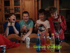 Gazeuze challenge!!!