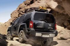 2013 Nissan Xterra New Car Review: As SUVs become more car-like, the Nissan Xterra remains a truck-based SUV with standard V6 power and available 4x4 capability.