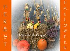 Handgemachte Produkte der Dawanda Likes Gruppe für die Herbstzeit und Halloween