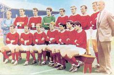 Nigel's WebSpace - English Football Cards - Season 1965/66
