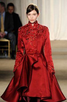 NY Fashion Week: Marchesa F/W 2013