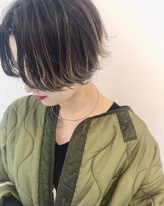 Hair Arrange, Hair Reference, Hair Looks, New Hair, Girl Hairstyles, Hair Inspiration, Short Hair Styles, Hair Makeup, Hair Cuts