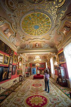 Warsaw, willanow, Wilanów Palace,  Poland