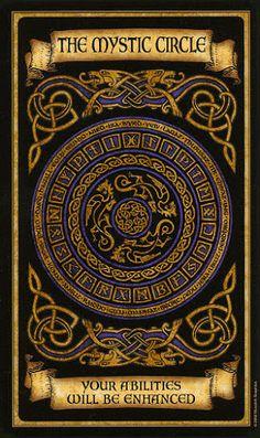 Madame Endora Fortunetelling Cards - Rozamira Oracles - Picasa Web Albums