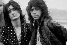Joe Perry & Steven Tyler
