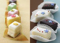 Petit fours/mini cakes