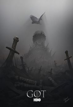 ArtStation - Game of Thrones Season 4 Cover Concept Design, Gabriel Yeganyan