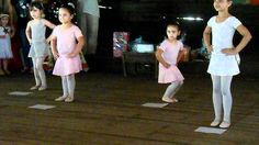 Apresentação de ballet Agatha