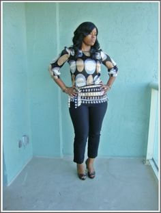 Curves and Confidence | Inspiring Curvy Fashionistas One Outfit At A Time: Chic and Cheap Vol. II