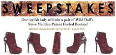Shoe giveaway!! Ends in Oct 12. Open WW     http://prelel.tumblr.com/post/33007636332/new-shoe-giveaway-read-this-before-you-join-join    #giveaway #fashion #fashiongiveaway #shoegiveaway #booties