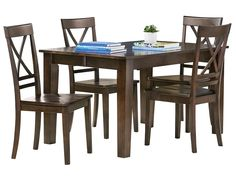 Slumberland  Skagway Collection  5Pc Dining Table Set  Home Beauteous Slumberland Dining Room Sets 2018