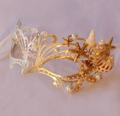 Our new exclusive Mermaid Mask from www.masquerademasksonline.com.au   #MasqueradeMasks