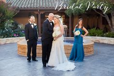 Small Wedding Party | Laura Hernandez Photography