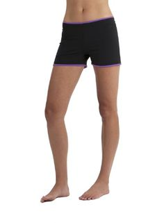 (4006-PR-S) Fitted Workout Shorts