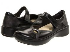 Naot Footwear Surf (Black Pearl/Midnight Black) Women's Maryjane Shoes