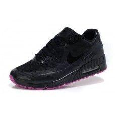 hot sale online 52437 d8dbf Nike Air Max 90 Hyperfuse Black - Pink Nike Air Max Mens, New Nike Air