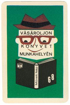 https://flic.kr/p/pnBtdz | hungarian calendar card | 1968