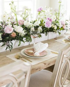 My Home: Easter Tablescape....
