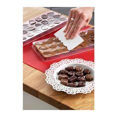 VINTER 2016 4-piece chocolate mold set  - IKEA
