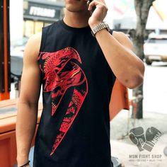 Venum Gaint X Dragon Tank available at MSM Fight Shop.   #Venum #tanktop #sleevelesstank #shirts #mensapparel #apparel #mens #boxing #mmaapparel #ufc #fitness #mensclothing #mensfashion