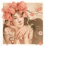 Bonjour Said the Prince by Tran Nguyen (open edition!)