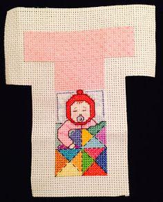 """Эта игрушка продолжает тему """"Ляля в одеяле"""". Фигурка понравилась очень многим """"мамам"""", которые вышили или вышивают своих собст..."""