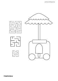 20 Λαβύρινθοι για τις παιδικές καλοκαιρινές διακοπές Floor Plans, Kids, Young Children, Boys, Children, Boy Babies, Floor Plan Drawing, Child, Kids Part