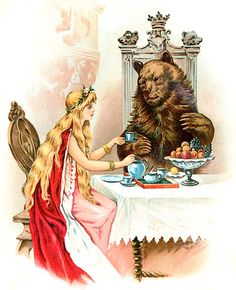 Classic Fairy Tales - Beauty and the Beast