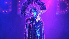 sofastsomaybe: Violet Chachki performs Art Deco @ Tease If You Please 11/4/16 (x)