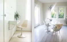 Take A Peek Into One French Woman's Zero-Waste, Minimalist Home - Yvonne S - Take A Peek Into One French Woman's Zero-Waste, Minimalist Home Bea Johnson + Her Incredible Zero-Waste Home - mindbodygreen - Konmari, Bea Johnson Zero Waste, Minimalist Home, Home Living Room, Decoration, Accent Chairs, House, Inspiration, Furniture