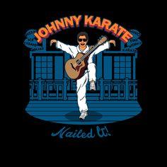 Super Johnny Karate